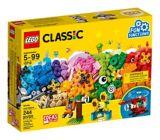 Briques et engrenages LEGO Classic, 244 pces | Legonull