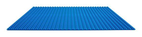 Plaque de base bleue LEGO Classic, 1 pièce Image de l'article