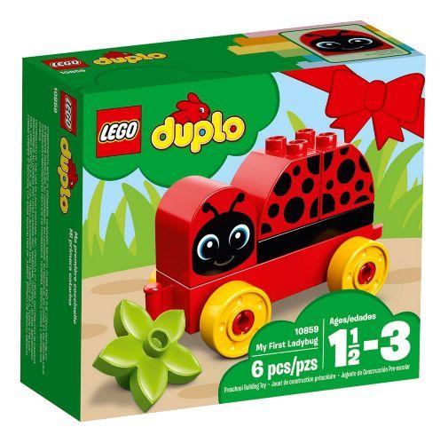 LEGO Duplo My First Ladybug, 6-pc