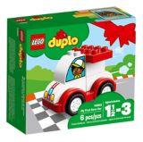 Ma première voiture de course LEGO Duplo, 6 pces | Legonull