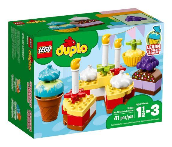 Ma première célébration LEGO Duplo, 41 pces