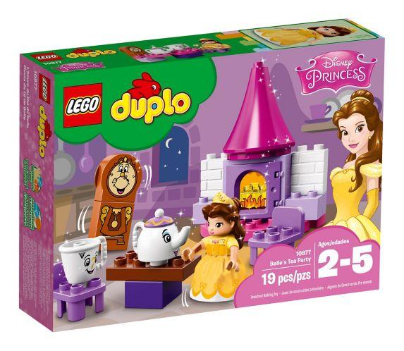 LEGO Duplo Belle´s Tea Party, 19-pc