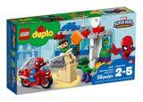 Les aventures de Spider-Man et Hulk LEGO Duplo, 38 pces | Lego Spidermannull