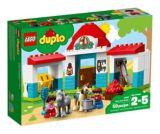 L'écurie de poneys de la ferme LEGO Duplo, 59 pces | Legonull