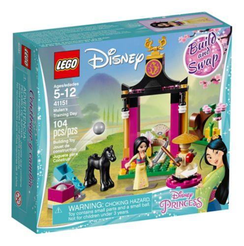 La journée d'entraînement de Mulan LEGO Disney Princess, 104 pces Image de l'article