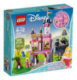 Le château enchanté de la Belle au bois dormant LEGO Disney Princess, 322 pces | Legonull