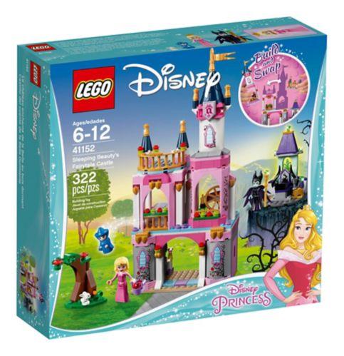 Le château enchanté de la Belle au bois dormant LEGO Disney Princess, 322 pces Image de l'article