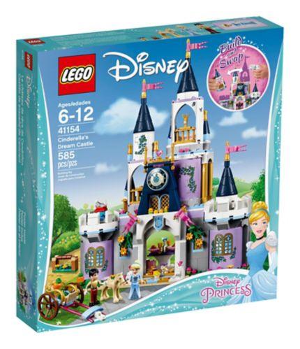 LEGO Disney Princess Cinderella's Dream Castle, 585-pc Product image