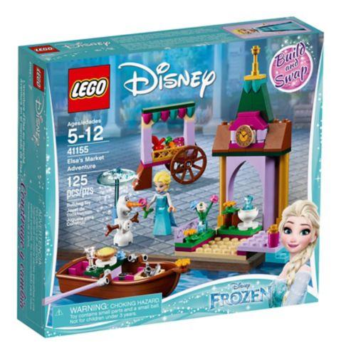 LEGO Frozen Elsa's Market Adventure, 125-pc Product image
