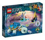Naida et l'embuscade de la tortue d'eau LEGO Elves, 205 pces | Legonull