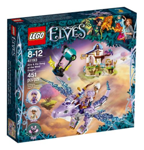 LEGO Elves Aira & the Song of the Wind Dragon, 451-pc Product image