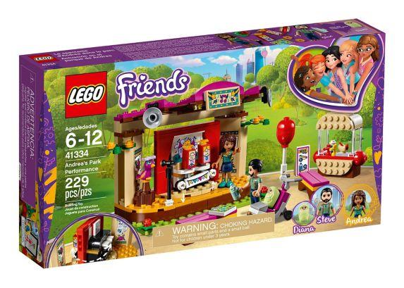 LEGO Friends Andrea's Park Performance, 229-pc Product image