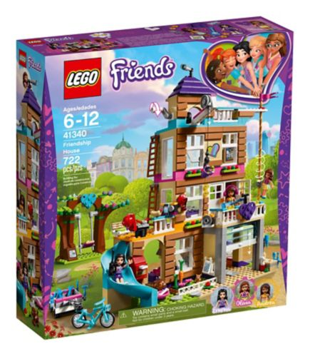 LEGO Friends Friendship House, 722-pc Product image
