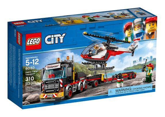 Le transport de cargaison lourde LEGO City, 310 pces Image de l'article