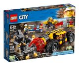 LEGO City Mining Heavy Driller, 294-pc | Legonull