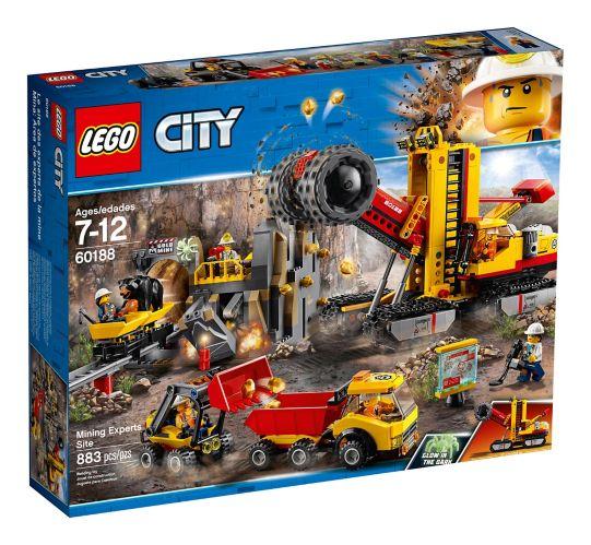 LEGO City Mining Experts Site, 883-pc Product image