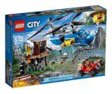 L'arrestation dans la montagne LEGO City, 303 pces | Legonull
