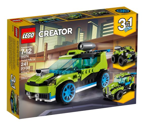 LEGO Creator Rocket Rally Car, 241-pc Product image