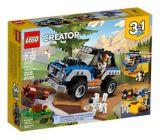 Les aventures dans la brousse LEGO Creator, 225 pces | Legonull