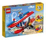 L'avion de voltige casse-cou LEGO Creator, 200 pces | Legonull