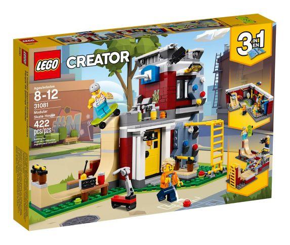 LEGO Creator Modular Skate House, 422-pc Product image