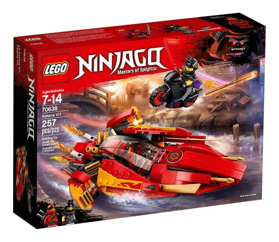LEGO Ninjago Katana V11, 257-pc Product image