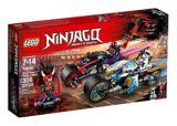 LEGO Ninjago Street Race of Snake Jaguar, 308-pc | Legonull