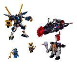 LEGO Ninjago Killow vs. Samurai X, 556-pc | Legonull