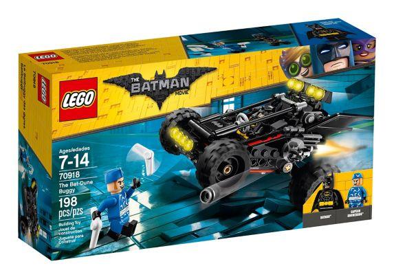 Le Batbuggy des dunes LEGO Batman, 198 pces