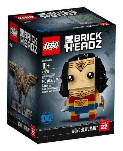 LEGO BrickHeadz, Wonder Woman, 143 pces Image de l'article