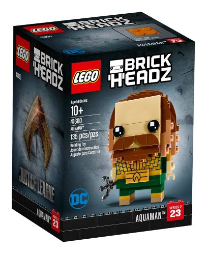 LEGO BrickHeadz, Aquaman, 135 pces Image de l'article