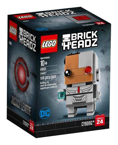 LEGO Brick Headz Cyborg™, 108-pc
