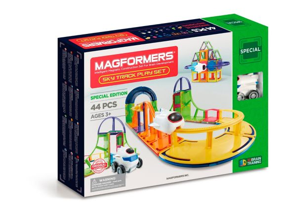 Magformers Sky Track Play Set, 44-pc Product image