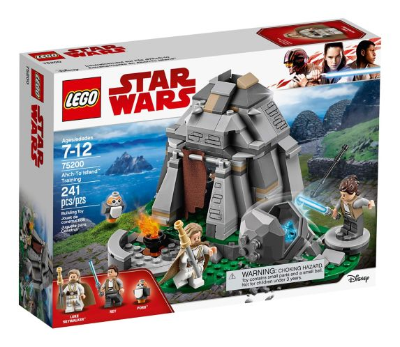 LEGO Star Wars Ahch-To Island Training, 241-pc Product image