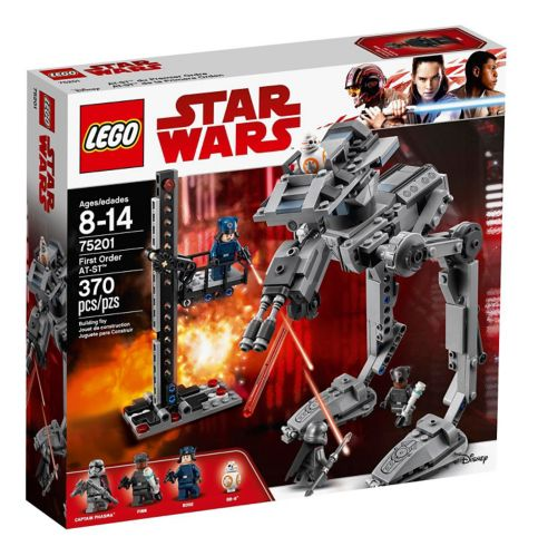 AT-ST du Premier Ordre LEGO Star Wars, 370 pces
