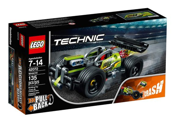 LEGO Technic WHACK!, 135-pc