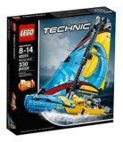 Le yacht de course LEGO Technic, 330 pces | Legonull