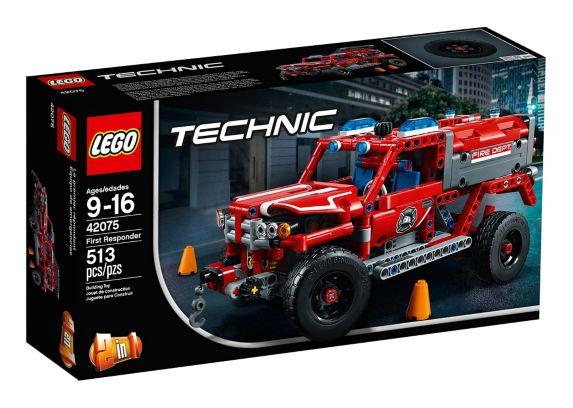 LEGO Technic First Responder, 513-pc