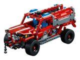 Le premier répondant LEGO Technic, 513 pces | Legonull