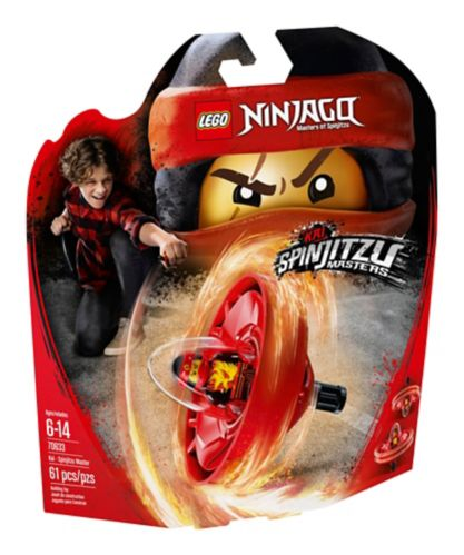 LEGO Ninjago Kai Spinjitzu Master, 61-pc Product image