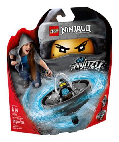 Nya, le Maître du Spinjitzu LEGO Ninjago, 69 pces Image de l'article