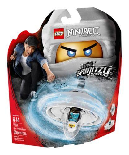 LEGO Ninjago Zane Spinjitzu Master, 69-pc