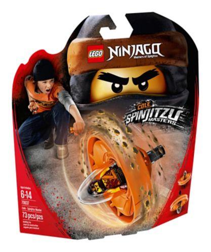 Cole, le Maître du Spinjitzu LEGO Ninjago, 73 pces Image de l'article