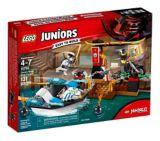 LEGO Juniors Zane's Ninja Boat Pursuit, 131-pc | Legonull
