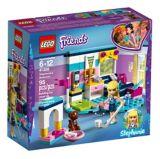 La chambre de Stéphanie LEGO Friends, 95 pces | Legonull