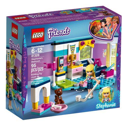 La chambre de Stéphanie LEGO Friends, 95 pces Image de l'article