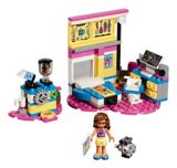 LEGO Friends Olivia's Deluxe Bedroom, 163-pc | Legonull
