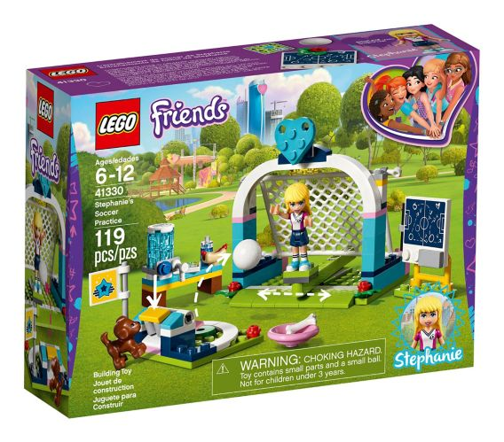 LEGO Friends Stephanie's Soccer Practice, 119-pc Product image