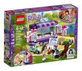 Le kiosque artistique d'Emma LEGO Friends, 210 pces | Legonull