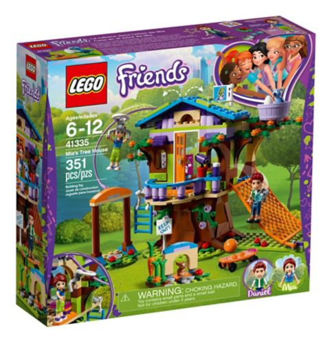 LEGO Friends Mia's Tree House, 351-pc Product image